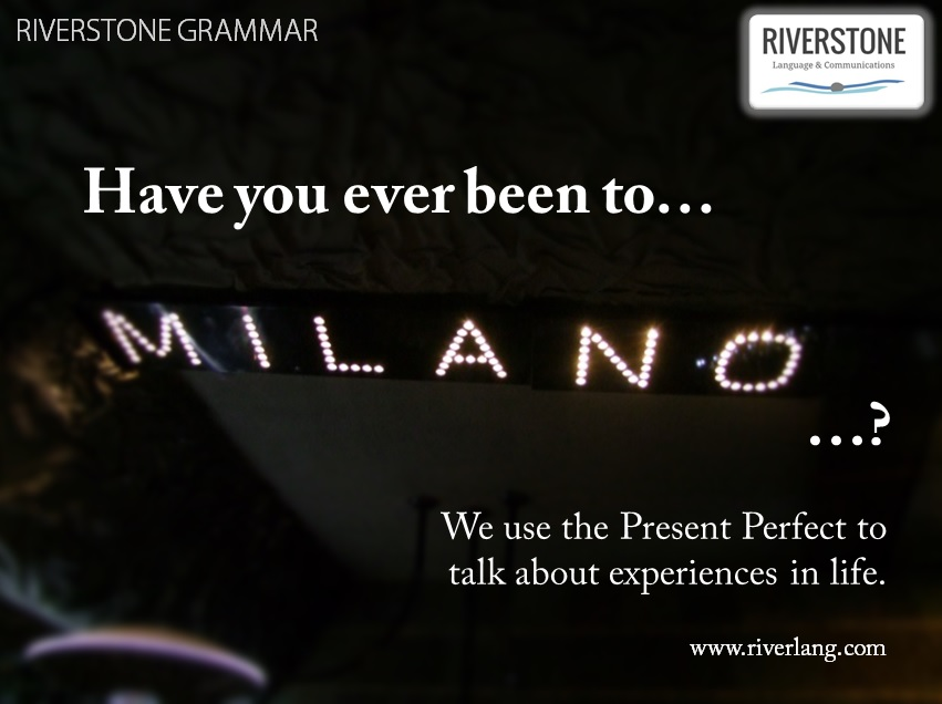 Have you ever been to Milano